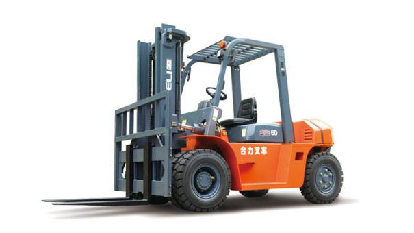 合力H2000系列 5-7吨柴油/汽油/液化气平衡重式叉车