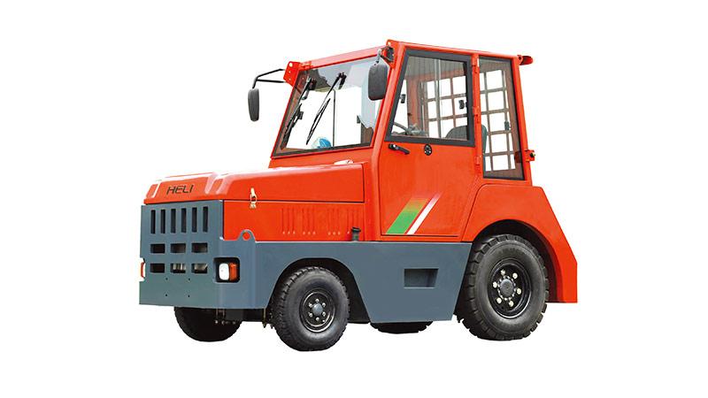 安徽合力G系列3-3.5t内燃牵引车高清图 - 外观