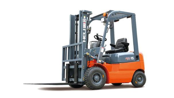 安徽合力H2000系列 1-1.8吨柴油/汽油/液化气平衡重式叉车