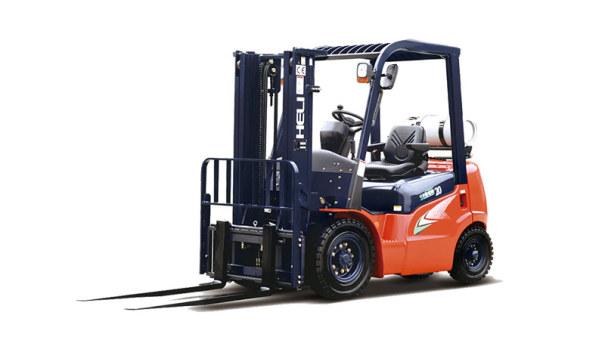 合力G系列 2-3.5吨柴油/汽油/液化气平衡重式叉车