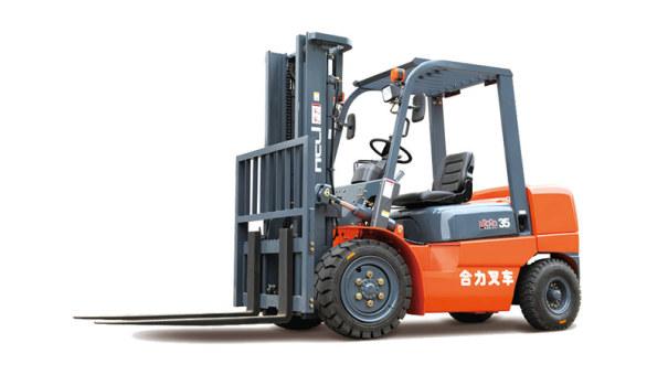 安徽合力H2000系列 2-3.5吨柴油/汽油/液化气平衡重式叉车