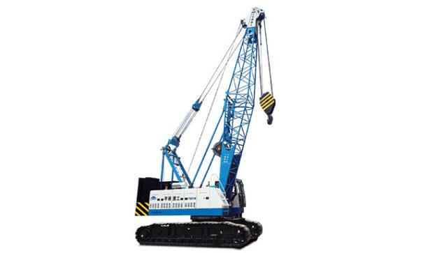 宇通重工YTQU75B基础施工专用履带吊
