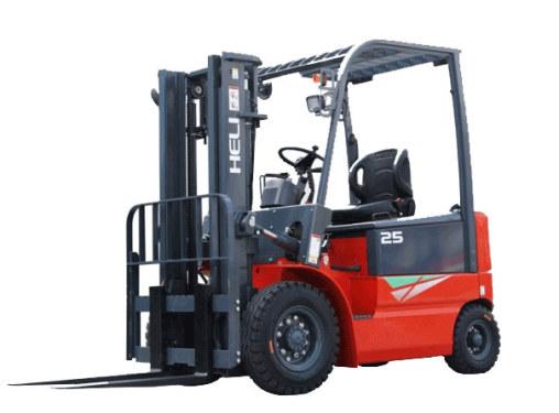安徽合力四支点 H3系列2-2.5吨蓄电池平衡重式叉车