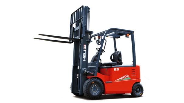安徽合力四支点 G系列2-2.5吨蓄电池平衡重式叉车