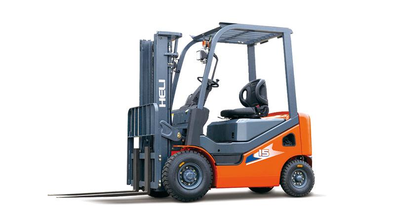 安徽合力H3系列 1-1.8吨内燃平衡重式叉车高清图 - 外观