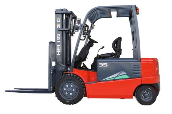 安徽合力四支点 H3系列3-3.5吨蓄电池平衡重式叉车