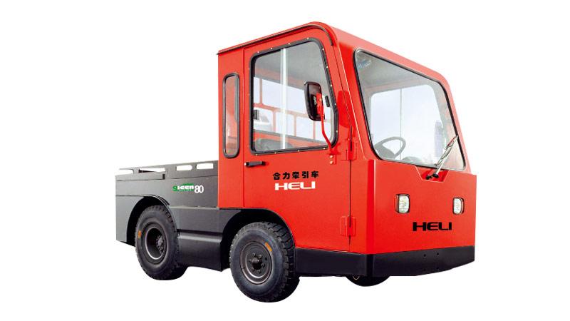 安徽合力20-25吨交流电动牵引车高清图 - 外观