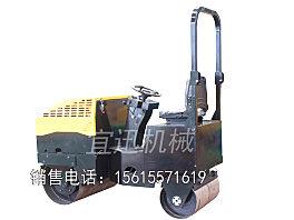 宜迅YX-1500后轮转向小型压路机f(风冷/水冷)