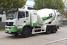 森源重工SMQ5250GJBBEV混凝土搅拌运输车