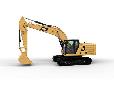 【720°全景展示】新一代Cat®(卡特)330 GC挖掘机