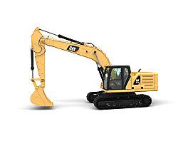 卡特彼勒新一代Cat®330 GC液压挖掘机