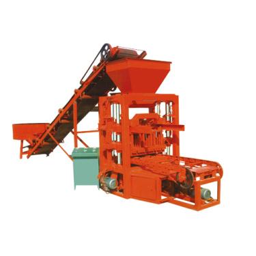 柳氏机械LS4-35砌块成型机