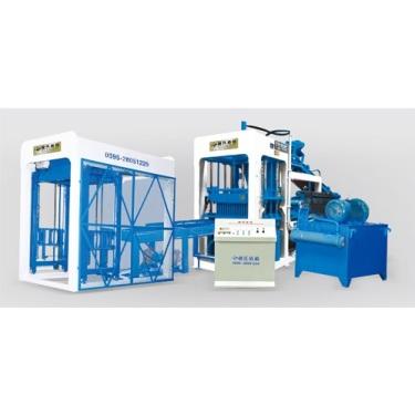 柳氏机械LS4-15型全自动砌块成型机