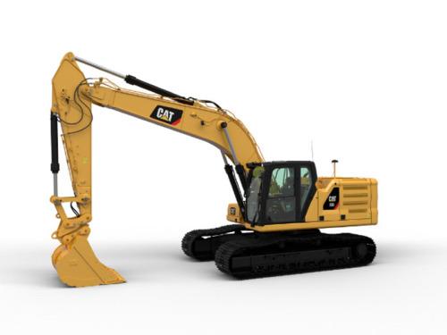 卡特彼勒新一代Cat?330液压挖掘机