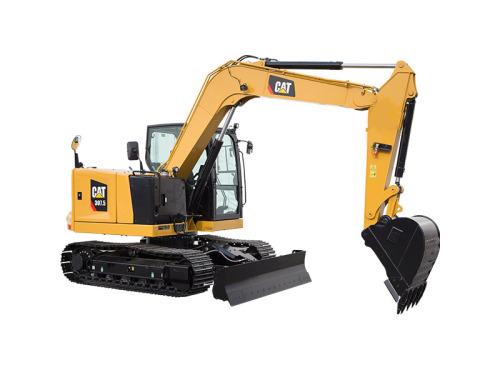 卡特彼勒新一代Cat?307.5迷你型液压挖掘机