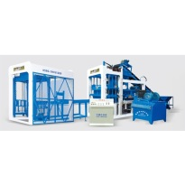 柳氏机械LS6-15型全自动液压混凝土砌块成型机