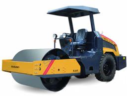 萨奥机械SZD-6.0单钢轮振动压路机