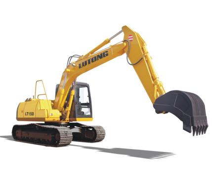 洛阳路通LT150-6履带式液压挖掘机