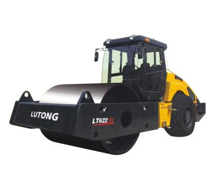 洛阳路通LT623SD单钢感�X轮双振幅振动压路机