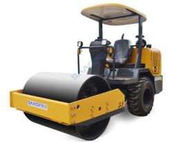 萨奥机械SZD-3.5单钢轮振动压路机