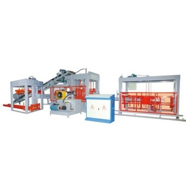 柳氏机械LS8-15型全自动砌块成型机