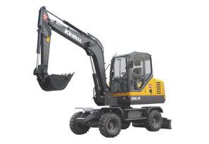 勤牛QNL70轮式挖掘机