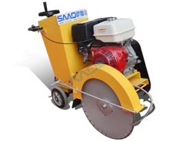 萨奥机械SQG-500汽油马路切割机