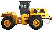 北唐機械SD38016噸沖擊式壓路機牽引車
