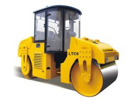 洛阳路通LTC6双钢轮振动、振荡压路机