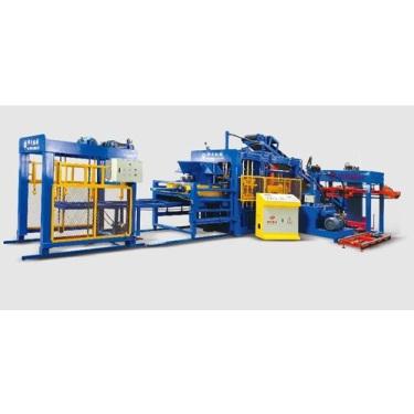 柳氏机械LS10-15型全自动砌块成型机