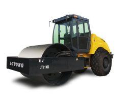 洛阳路通LT214B单钢轮双震幅震动压路机