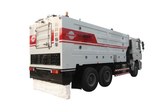 达刚控股DGL5250TFS-185粉料撒布车