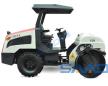 萨奥机械SZD-4.0单钢轮夹板振动压路机高清图 - 外观