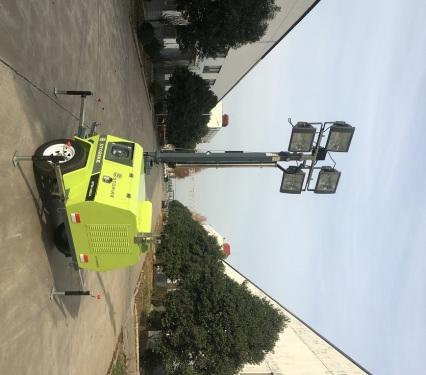 思拓瑞克4TN4000拖车9米照明车