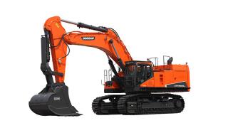 斗山DX800LC-9C挖掘機