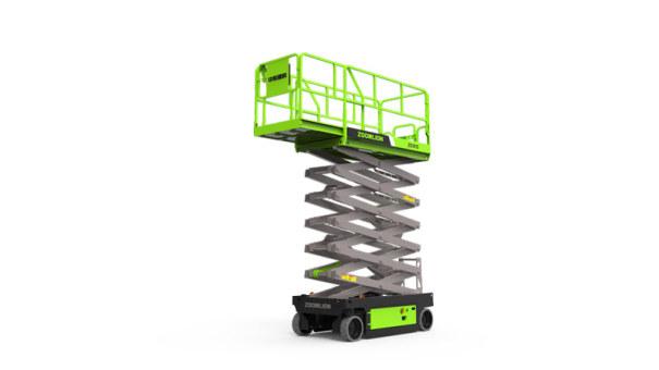 中联重科ZS0608自行走剪叉式高空作业平台