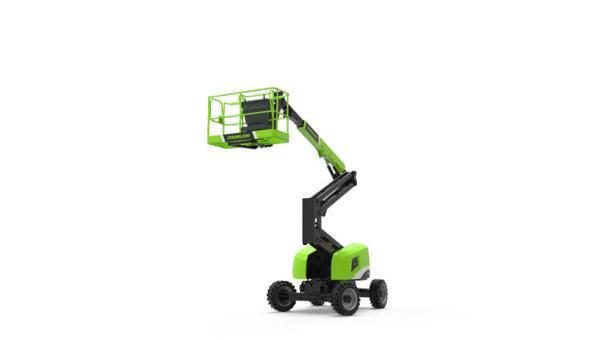 中聯重科ZA14J自行走曲臂式高空作業平臺