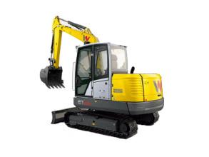 威克诺森ET66挖掘机高清图 - 外观
