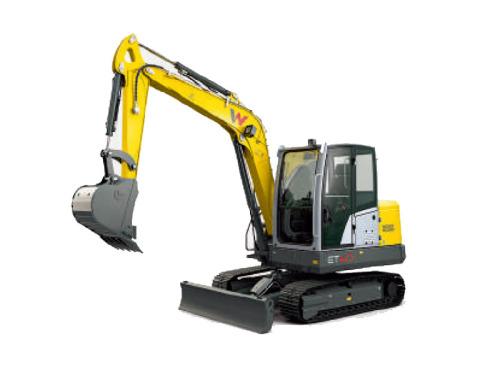 威克诺森ET60挖掘机