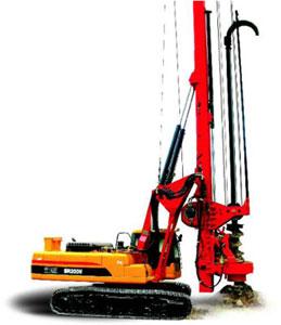 三一重工SR280M旋挖钻机