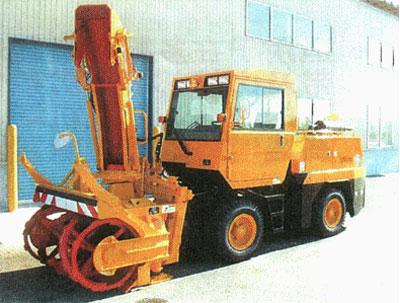 雪狼雪狼·尼格达NR82除雪机