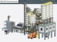 铁拓机械GHX(F)复合式干混砂浆成套设备