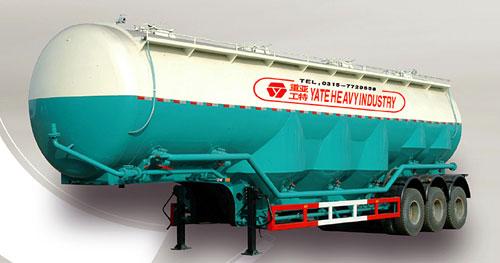 亚特重工TZ9401GFL66立方散装水泥、粉粒物料运输车