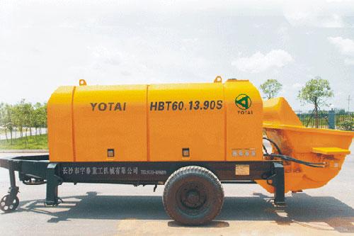 宇泰HBT60.13.90S拖泵