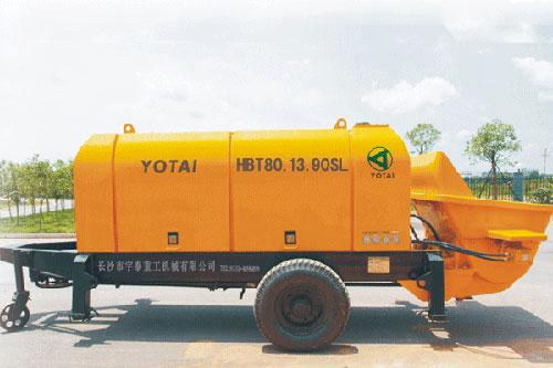 宇泰HBT80.13.90SL拖泵
