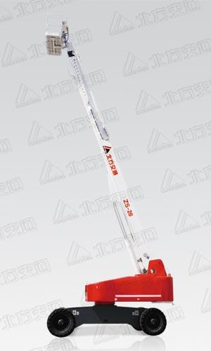 北方交通26米自行式高空作业车