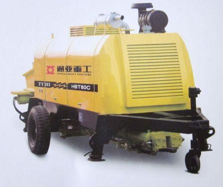 通亚汽车HBT80C-1818-174D拖泵