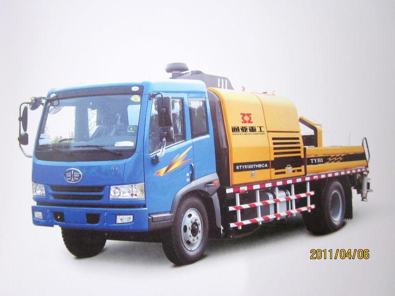 通亚汽车HBC-80C-1816-110S车载泵