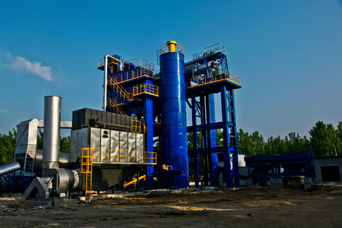 陆德ZLD240/80沥青混合料再生设备沥青搅拌设备
