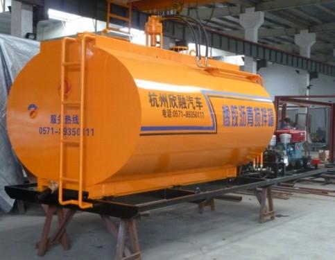 欣融XLG-4000瀝青儲存罐